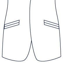 Sxeriff | Top Sustainable fashion Brand in IndiaJacket JacketPocket BesomSlant