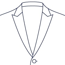 Sxeriff | Top Sustainable fashion Brand in IndiaJacket LapelStyle PeakLapel 1