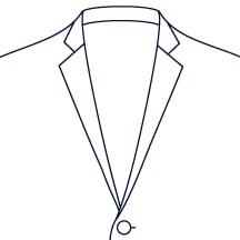 Sxeriff | Top Sustainable fashion Brand in IndiaJacket LapelStyle SlimNotchLapel 1