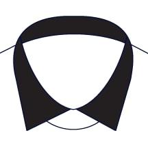 Sxeriff   Top Sustainable fashion Brand in IndiaShirt FullCollarContrast Black