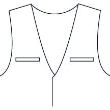 Sxeriff | Top Sustainable fashion Brand in IndiaVest ChestPocket Normal
