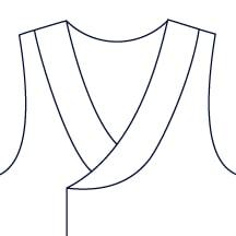 Sxeriff | Top Sustainable fashion Brand in IndiaVest LapelStyle ShawlLapel